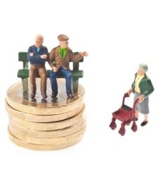 Gastos pensiones