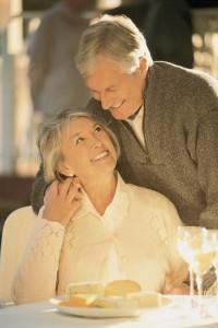 pareja de mayores