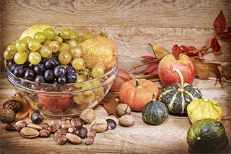 productos de temporada otoño