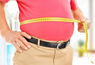 Peligros de la obesidad en la tercera edad, grupo retiro