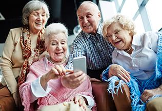 Mejores aplicaciones para las personas mayores, Grupo Retiro