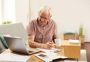 Cómo afecta el IRPF a las pensiones de jublilación, grupo retiro
