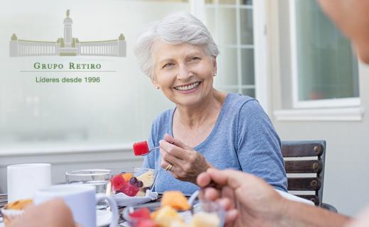 Complementos a la pensión, Grupo retiro, Pensión de jubilación, vivienda