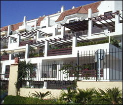complejo residencial