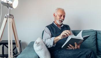 7 lecturas recomendadas para personas mayores, grupo retiro